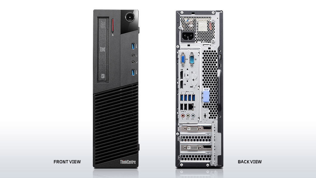 Lenovo ThinkCentre M93p SFF Pro Desktop